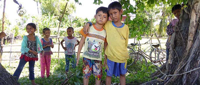 Charity for Kampong Chhnang Kinship - Cambodia