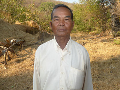 Pastor Touch Mourn - Kampong Speu Kinship
