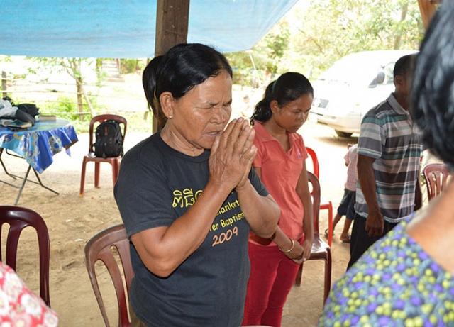 Kampong Speu Kinship - 12