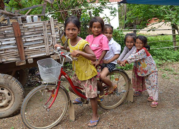Kampong Speu Kinship - 1