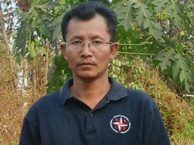 Pastor Sim Sophanarith - Preah Vihear Kinship