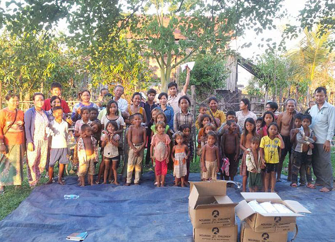 Preah Vihear Kinship - 1