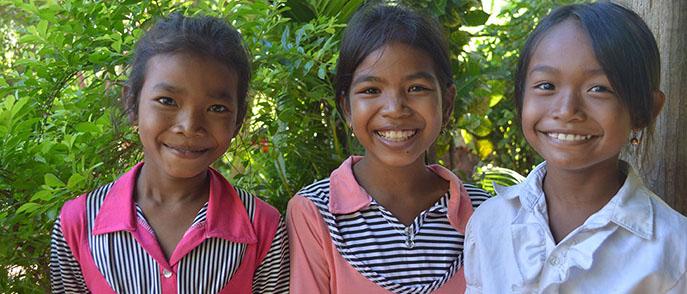 Charity for Preah Vihear Kinship - Cambodia