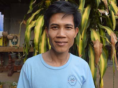 Pastor Em Sarorn - Ratanakiri Kinship