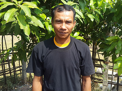 Pastor Roeun Siem - Siem Reap Kinship