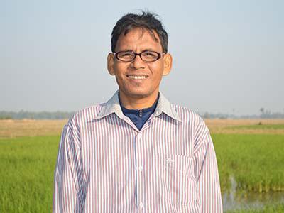 Pastor Neang Sothy - Svay Rieng Kinship