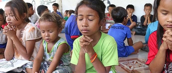 Charity for Ta Toak Kinship - Cambodia