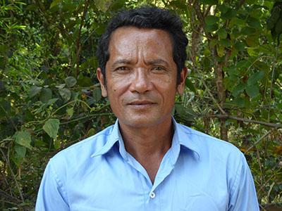 Pastor Chey Saroeun - Takeo Kinship