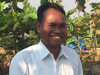 Pastor Ganesh - Atchapuvalasa Kinship
