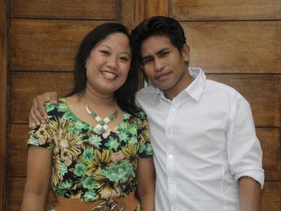 Esau and Dian Mauleky - Denpasar
