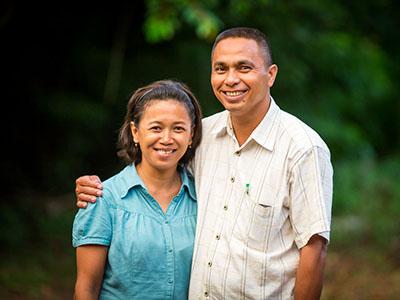Petrus and Debora - Waikabubak