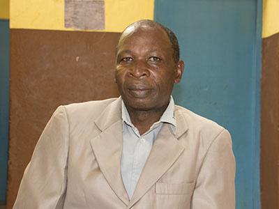 Pastor Paul Makokha Machimbo - Geta Kinship