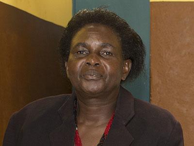 Alice Nafula Wanyam - Geta Kinship
