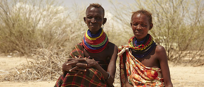 Charity for Lodwar Kinship - Kenya
