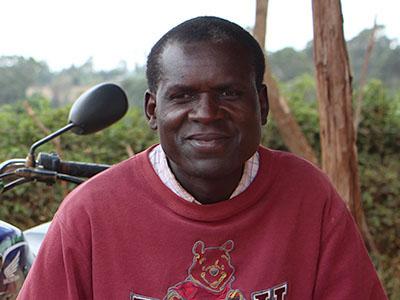 Pastor Martin Mukhono - Manasseh Kinship