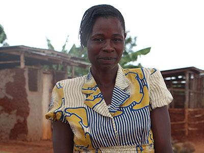 Pastor Gladys Nafula - Manasseh Kinship