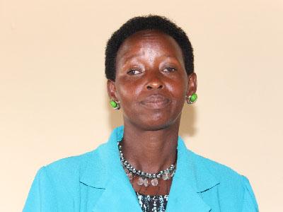 Pastor Mary Lusanganwa - Jezza Kinship