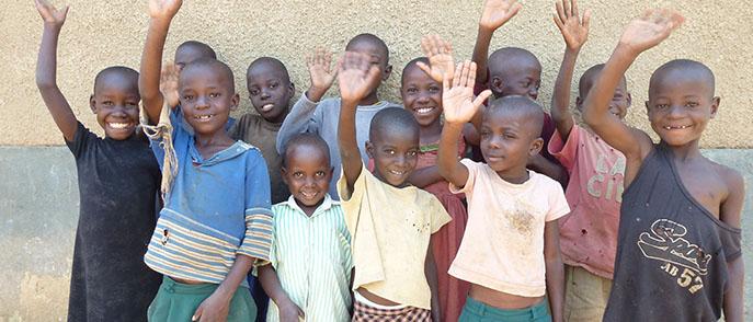 Charity for Jungo Kinship - Uganda