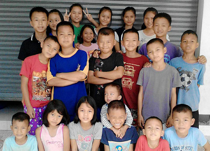 Chiang Mai Kinship - 8