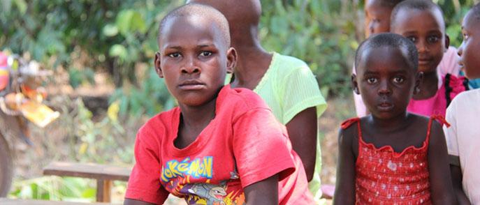 Charity for Buwanda Kinship - Uganda