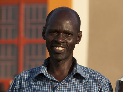 Pastor David Lusanganwa - Jezza Kinship