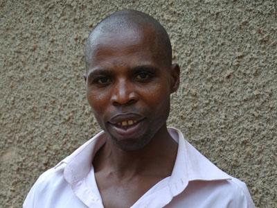 Pastor Geoffrey - Jungo Kinship