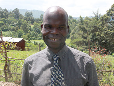Pastor Daniel - Aruba Kinship