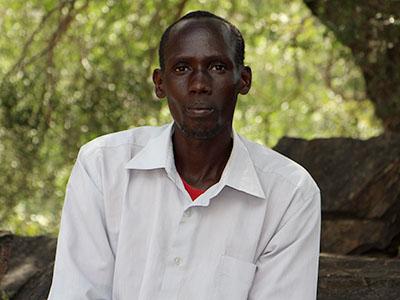 Pastor Joseph - Lumut Kinship