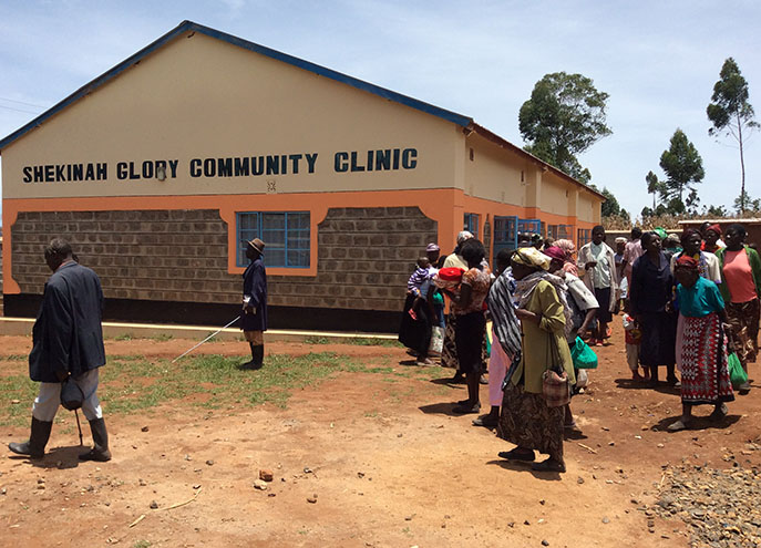 Shekinah Glory Community Clinic - 5