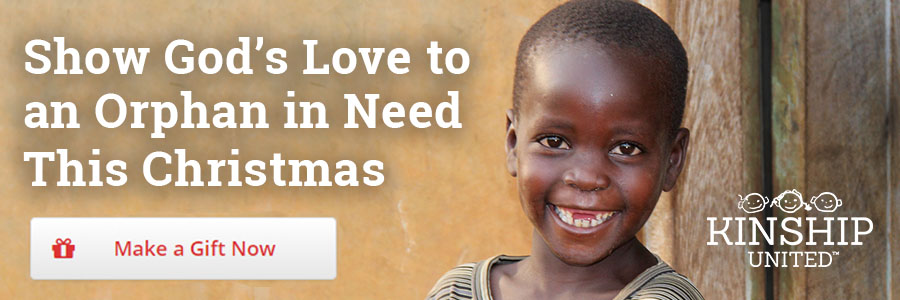 Grant an Orphan's Wish this Christmas