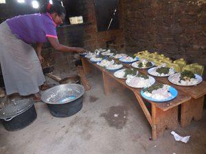 Caregiver Margret from Buloba Kinship in Uganda