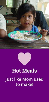 Mother's Day - Hot Meals
