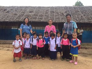 Mae Pa Kinship is serving hundreds of refugee children and families living in a trash dump.