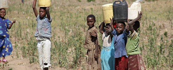 What's Happening with Water in Africa?