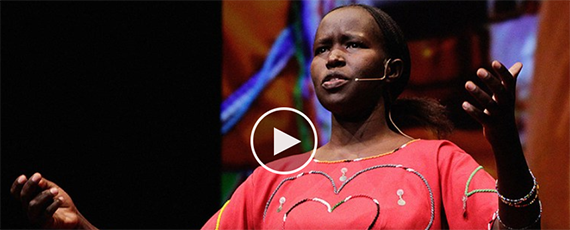TED Talk featuring Kakenya Ntaiya
