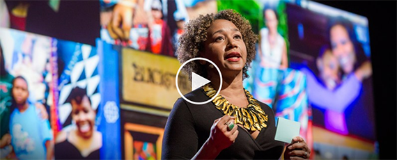 TED Talk featuring Mia Birdsong