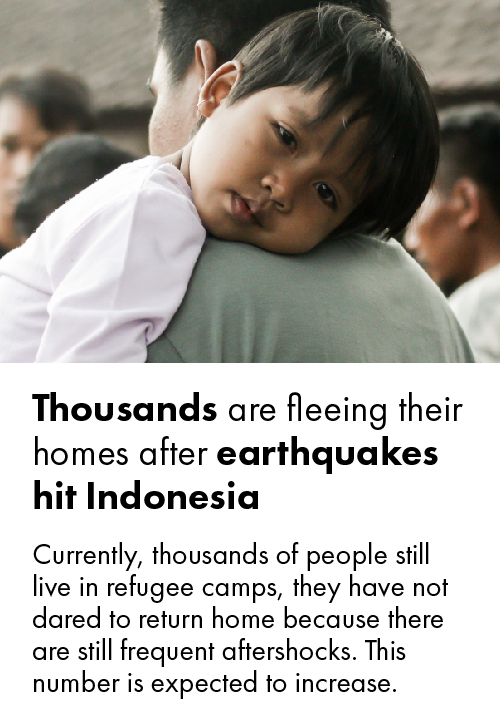 Indonesia Earthquake Relief-Mobile Banner nob