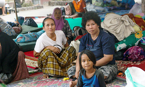 Will You Help Earthquake Victims in Indonesia?