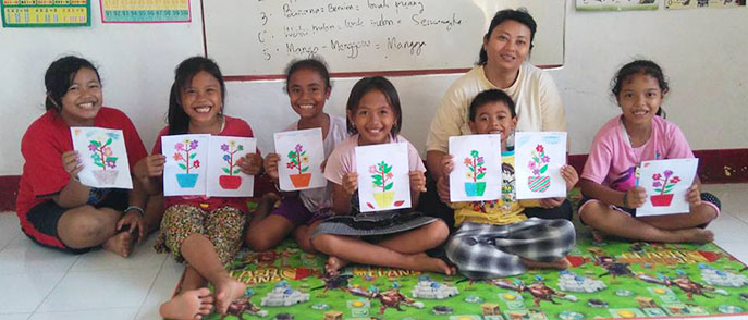 Charity for House of Mercy Sorong - Indonesia