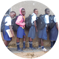 Wish List - Give an orphan a backpack and school supplies this Christmas.
