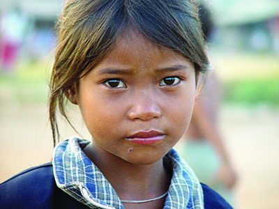 Your gift this year-end could give these children back their childhoods.