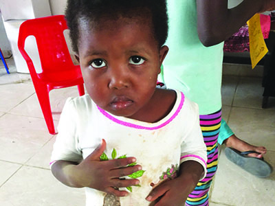 You can help children like Yulina this year.