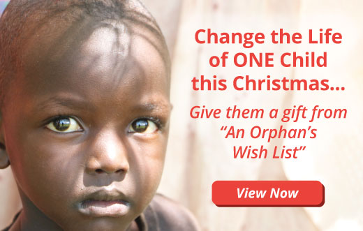 Change the Life of One Child this Christmas!