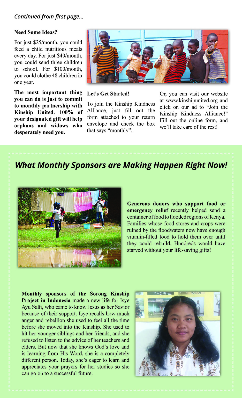 Newsletter February 2020 Issue