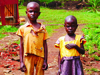 Will you help save more orphans in 2021?