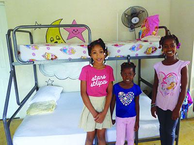 Kinship Kids from the Cayacoa Kinship Project