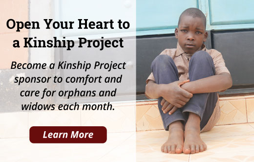 Learn more about Kinship Project Sponsorship